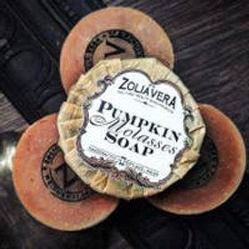 Pumpkin Molasses Bar Soap