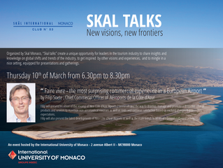SKÅL TALKS: New visions, new frontiers