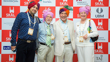 SKÅL WORLD CONGRESS HYDERABAD PHOTOS