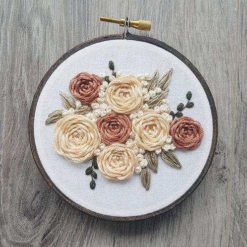 Spring florals digital pattern