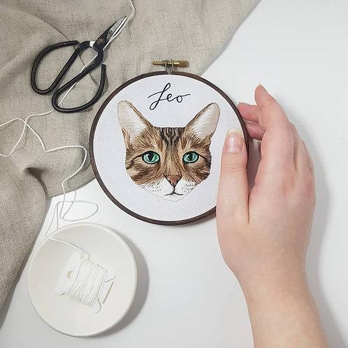 pet portrait // custom order