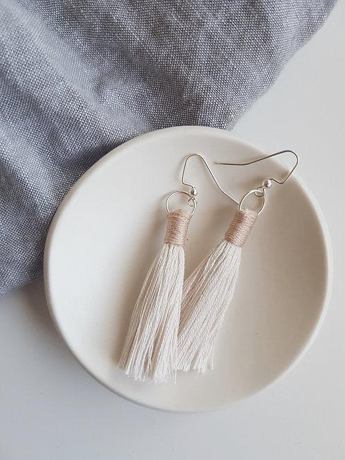EMILY earrings - blush