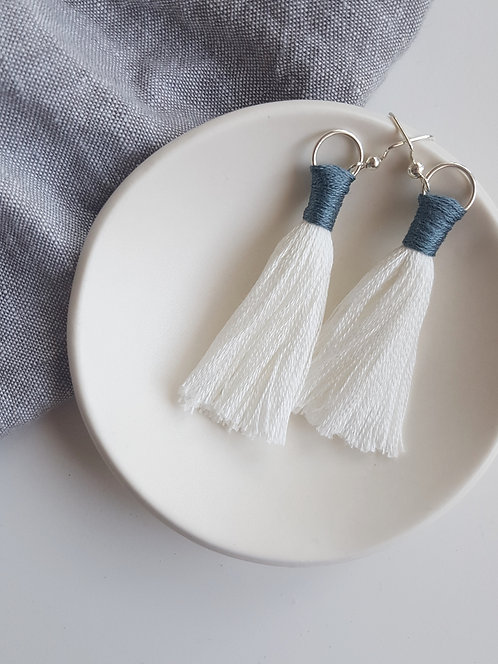 EMILY earrings -blue