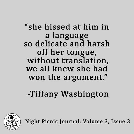 Tiffany Washington