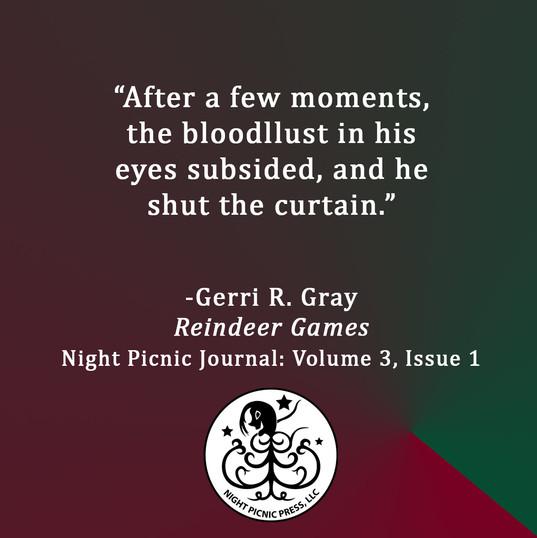 Gerri Grey