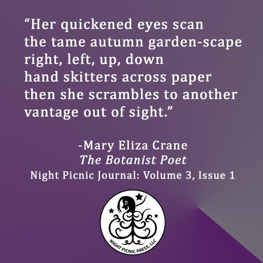 Mary Eliza Crane