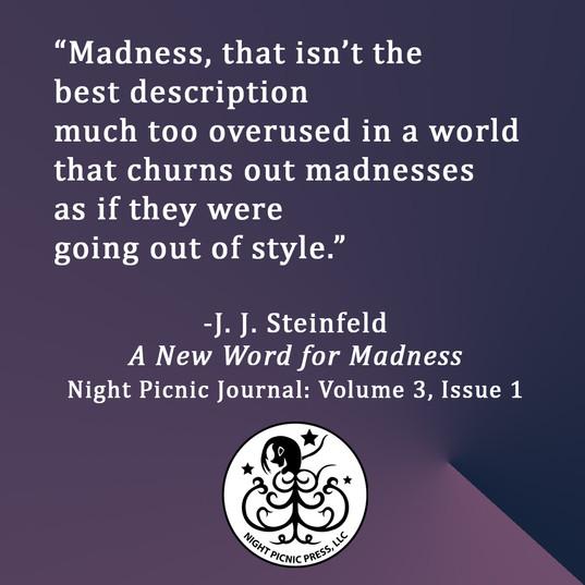 J. J. Steinfeld