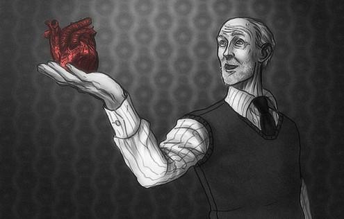 Кеша и сердце
