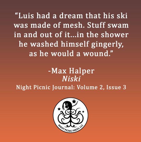 Max Halper