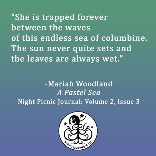 Mariah Woodland