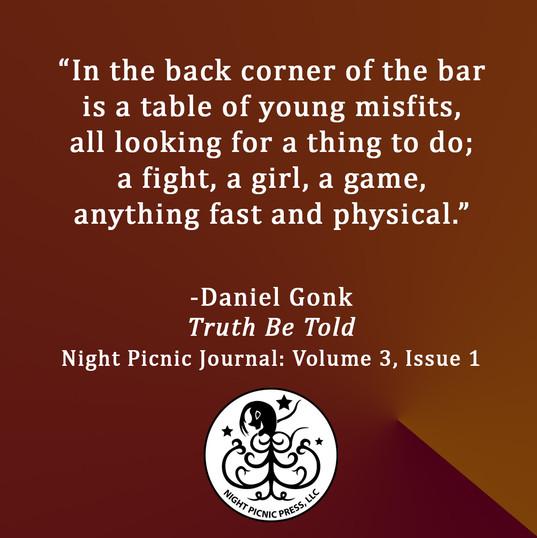 Daniel Gonk