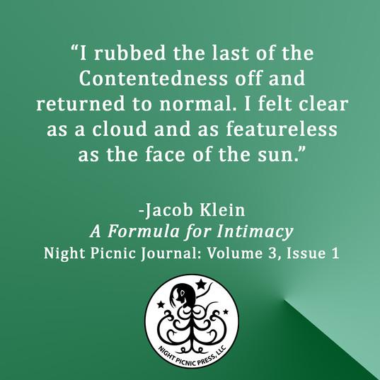 Jacob Klein