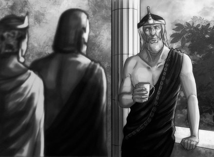 Dead Men: Rhadamanthus