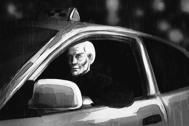 Dead Men: Charon