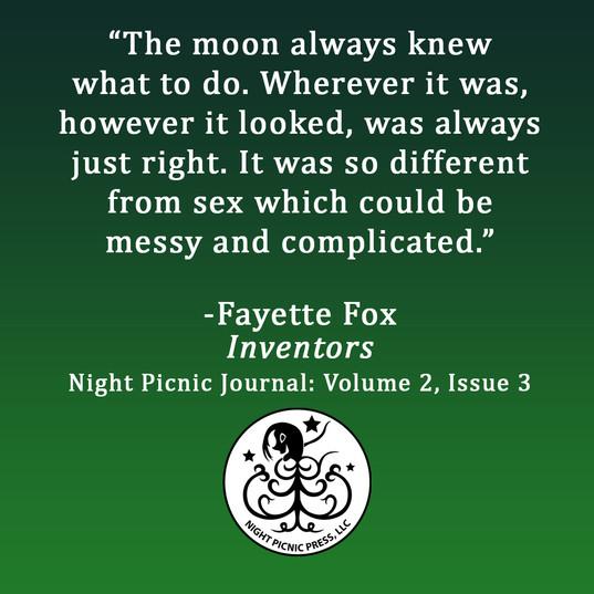 Fayette Fox