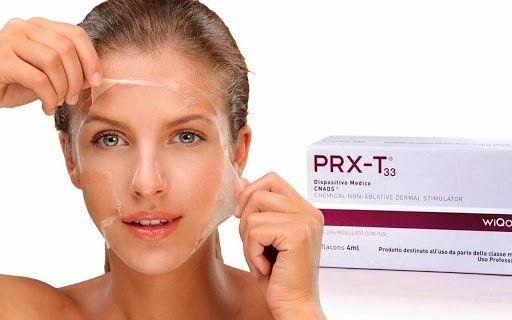 PRX T33 Anti Aging Pure Behandlung