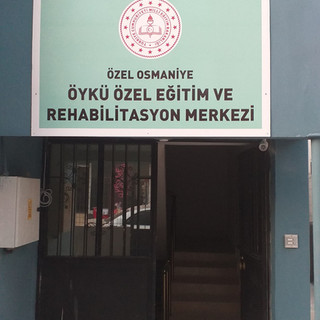 Rehabilitasyon Merkezi Tabela