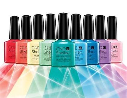 cnd | gel nails