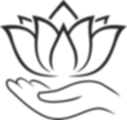 Lavender Lotus Massage Icon Black.png