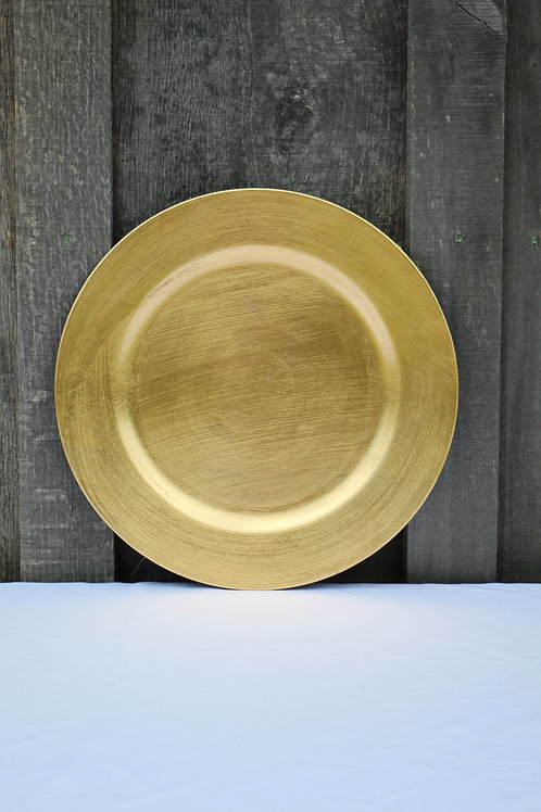 gold plate charger(200)
