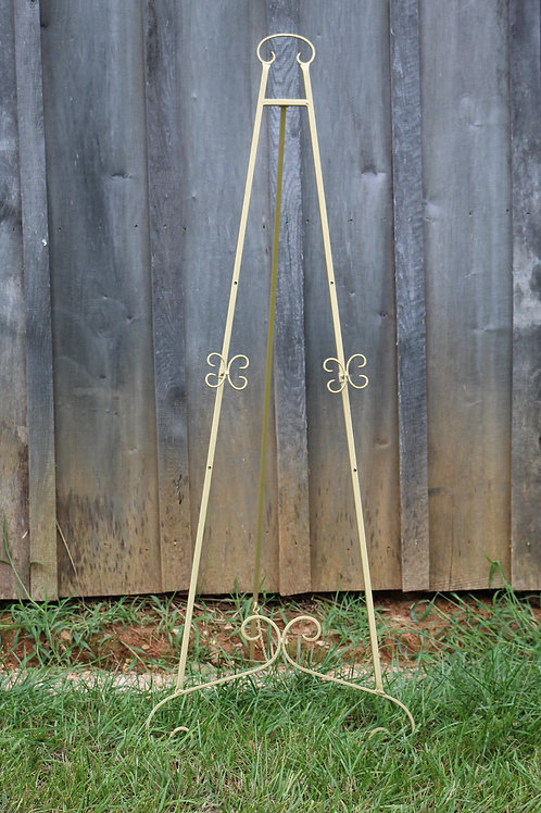 large gold easel(1)