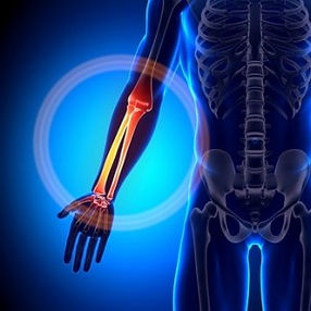 Hand, wrist and elbow pain