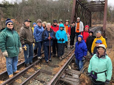 Lots of Rail Trail news!