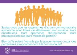 Action communautaire autonome 7