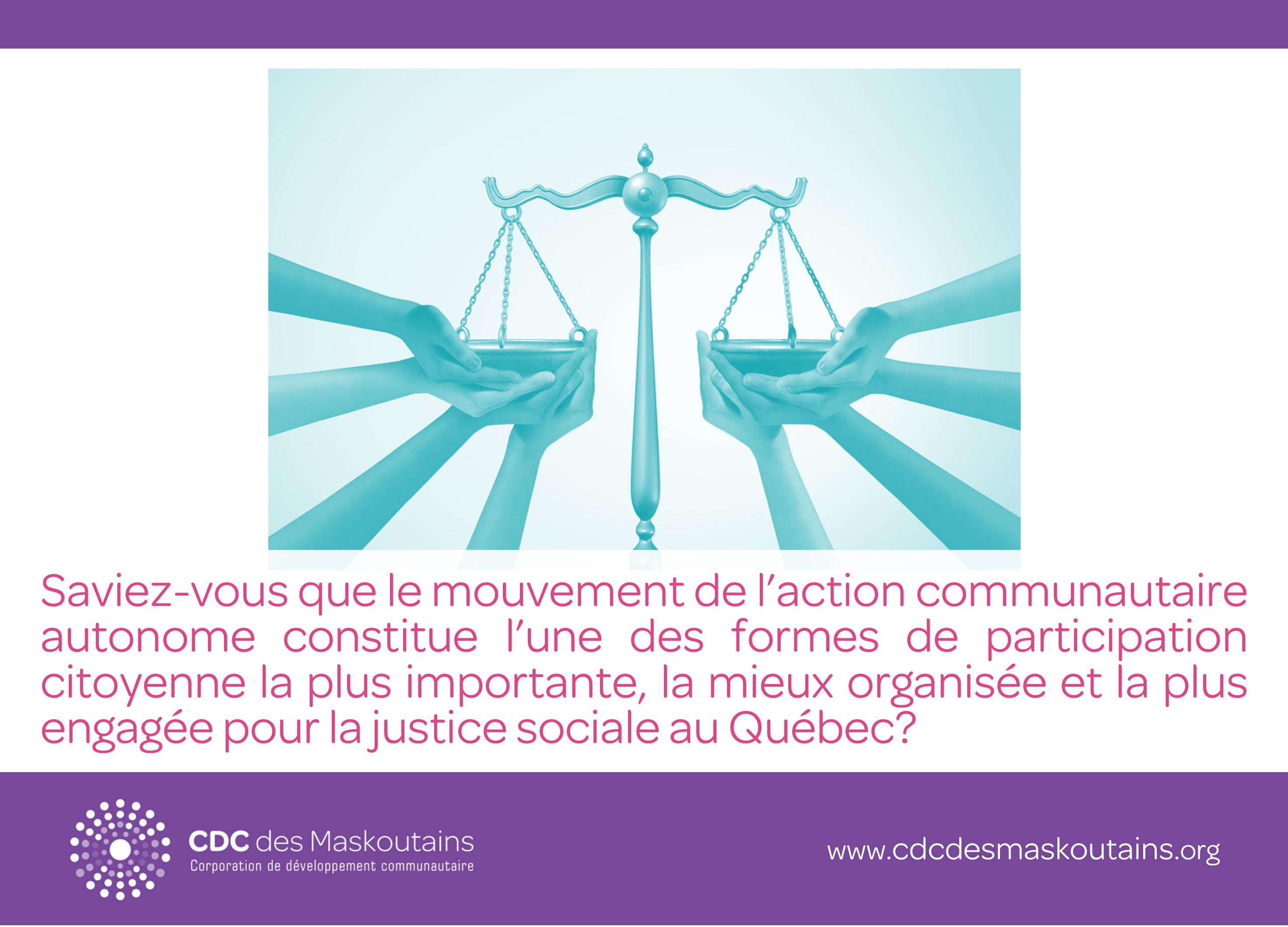 Action communautaire autonome 5
