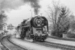 Preto e Branco Train