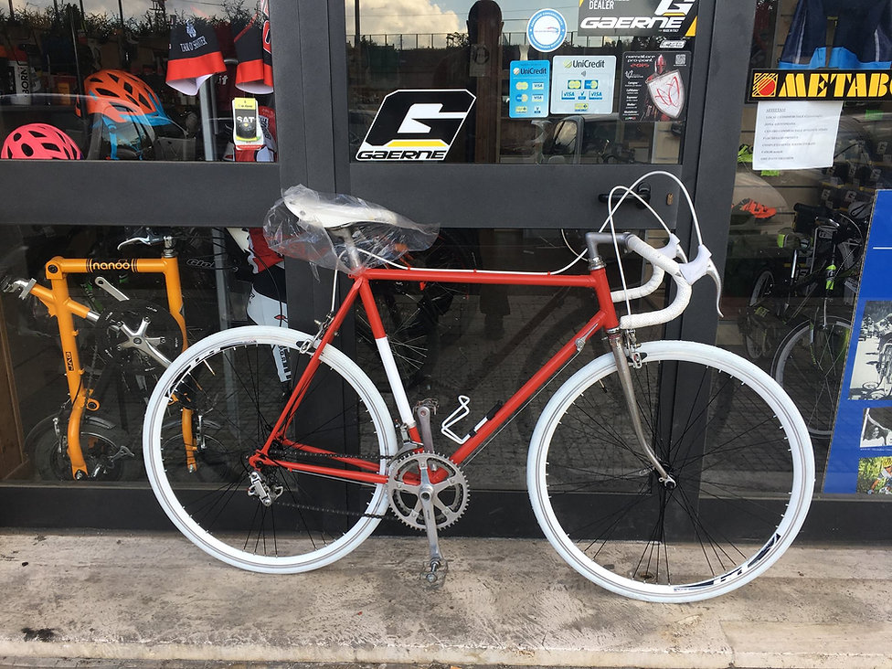 bici custom, retrò, personalizzata