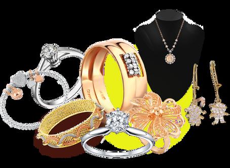 Ini Perbedaan Anting Emas Putih dengan Perhiasan Lainnya