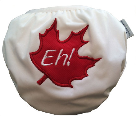 WS - Canadian 'Eh!  Pull Up Swimmer