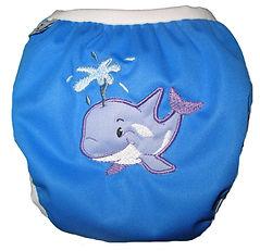 Snap Swim Diaper