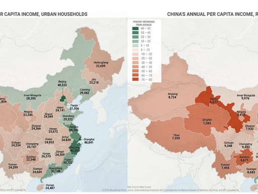 Urbanization and Equal Opportunity in a Seemingly Homogenous Society
