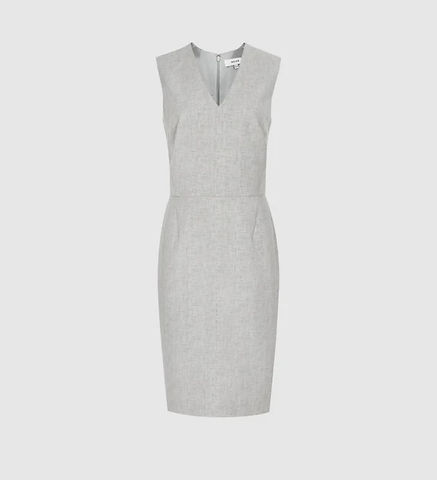 Grey Suit Dress.JPG