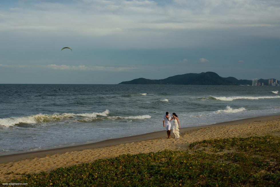 Jana & Iderson | Pré-casamento | Praia Brava - Itajaí/SC