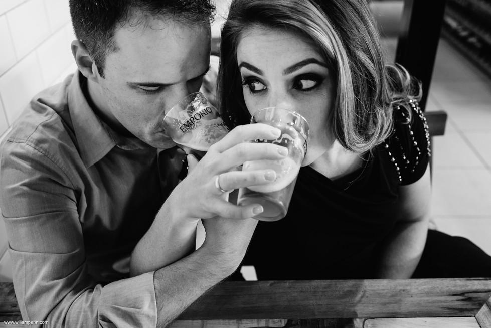Pré-casamento do nosso jeito | Manu & Ernani