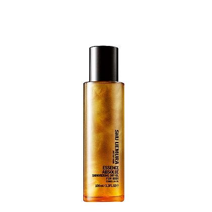 Essence Absolue huile pailletée corps 100ml