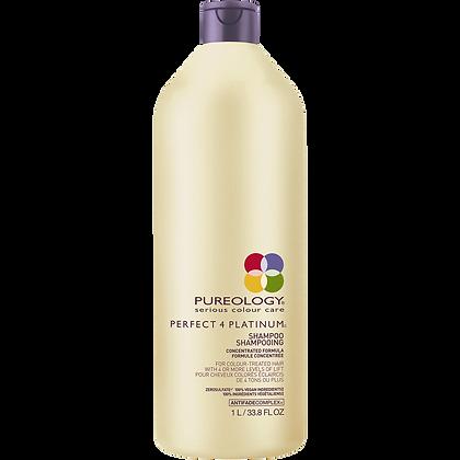 Perfect 4 Platinum Shampoo 1000ml