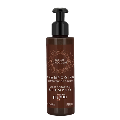 Natural Pigma Shampooing Prêt à Porter Chocolat 140ml