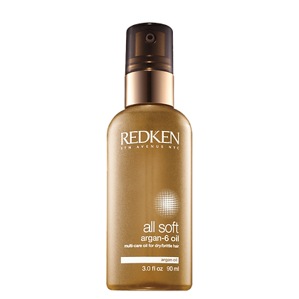 All Soft Argan Oil-6 90ml