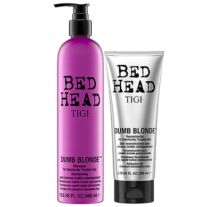Duo Dumb Blonde Shampooing + Soin