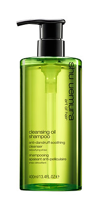 Cleansing Oil Shampoo Antipelliculaire 400ml