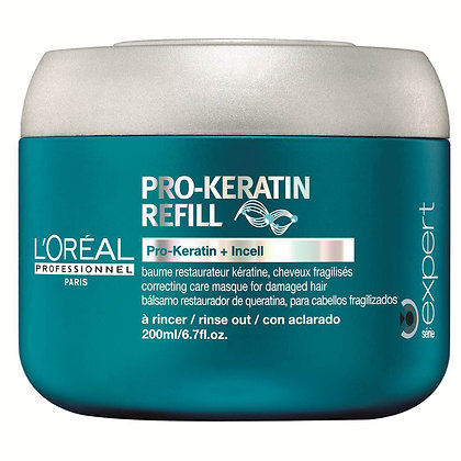 Masque Pro-Kératin Refill 200ml