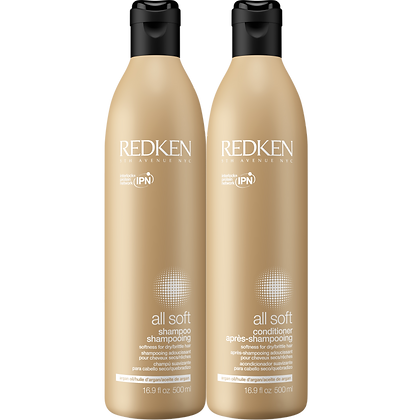 All Soft Duo grand format (2x500ml)