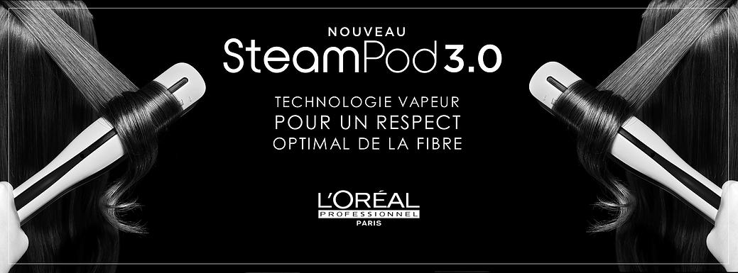 bannière steampod