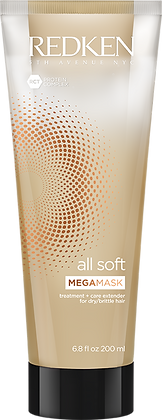 All Soft Mega Mask 200ml