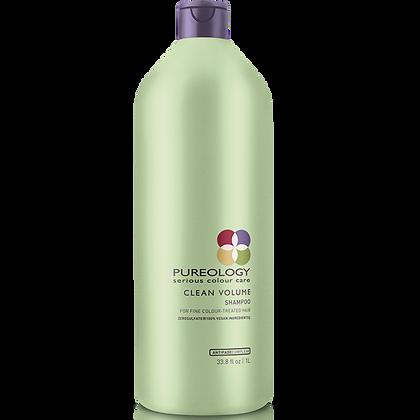 Clean Volume Shampooing 1000ml