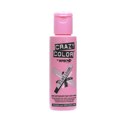 Crazy Color 028 Platinum 100ml